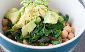 Delightful Legumes, Seeds, and Greens Meal